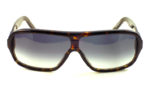 Tortoise brown with  gradient lens