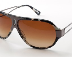 Tokyo demi with brown gradient polarized lens