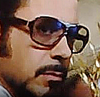 Here we go again! Tony Stark rocking Initium London Calling in Iron Man 3!